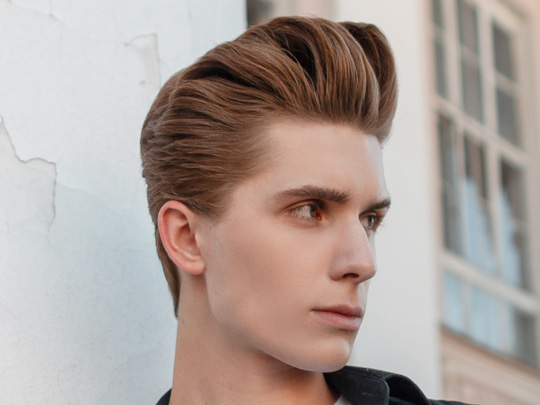 Mountain-High Pompadour