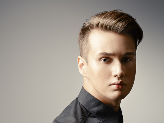 Medium Undercut Hairstyles