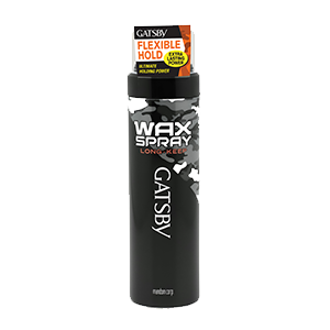 LONG KEEP WAX SPRAY