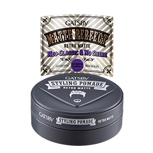 STYLING POMADE RETRO MATTE